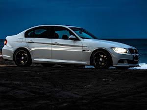 3シリーズ セダン  E90 325i Mスポーツのカスタム事例画像 BMWヒロD28さんの2019年10月11日20:54の投稿