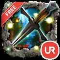 UR 3D Magic Forest Live Theme icon