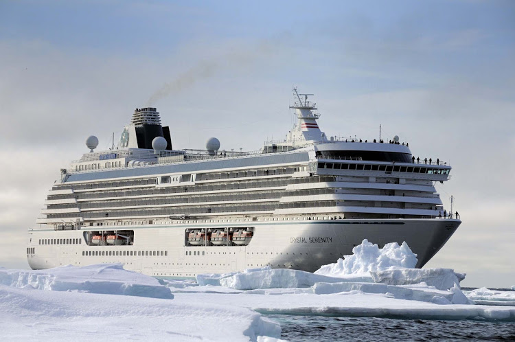 Book a cruise on Crystal Serenity through the historic Northwest Passage for August 2017.