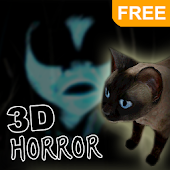 "3D Horror ""A Cat Can See"""
