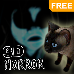 "3D Horror ""A Cat Can See"" for PC and MAC"