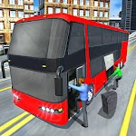 Luxury Bus Simulator 2018 Icon