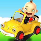 Baby Car Fun 3D - Racing Game