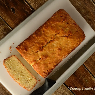Cuban Coconut Pound Cake