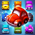 Traffic Puzzle - Match 3 & Car Puzzle Game 2021 icon