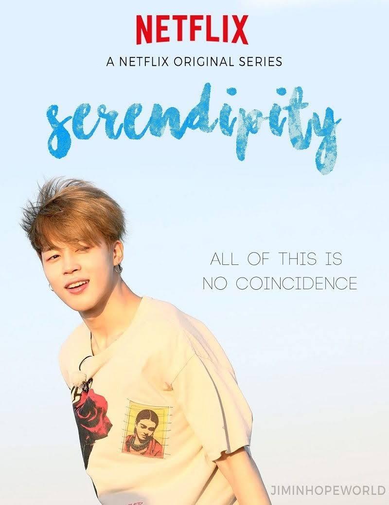 Jimin serendipity Netflix Edit