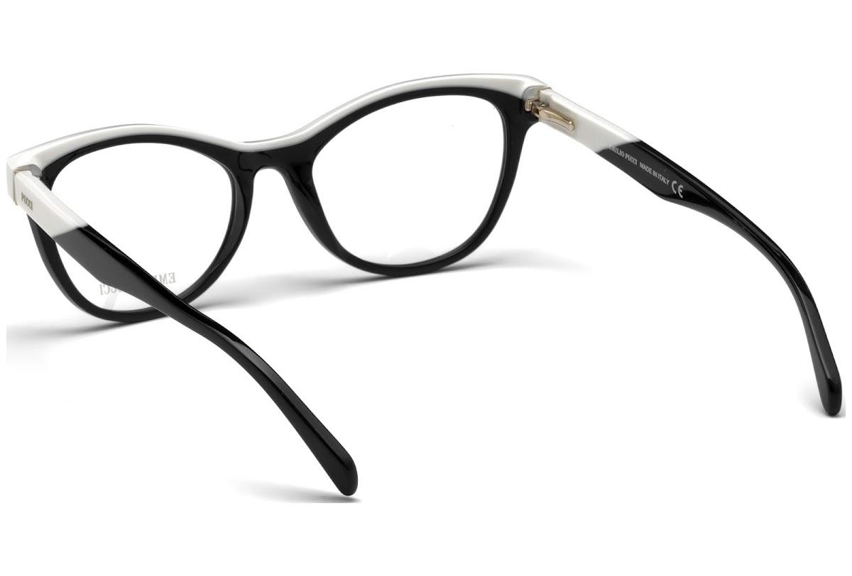 d31e5d5251 Buy Emilio Pucci EP5036 C53 004 (black white   ) Frames