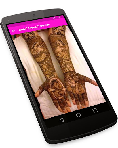 Mehndi Design Image  - Arabic, Bridal & Henna 2018 4.4.995 screenshots 3