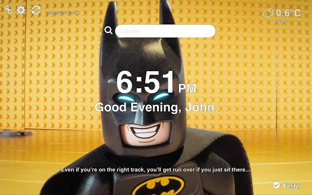 Lego Movie Batman Wallpaper 2019 HD