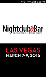 Nightclub & Bar Show 2016 screenshot