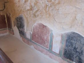 Photo: Roman frescoes