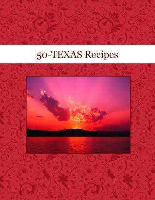 50-TEXAS Recipes