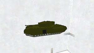 Churchill Vll Unfinished