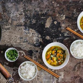 Sweet Potato & Tofu Curry