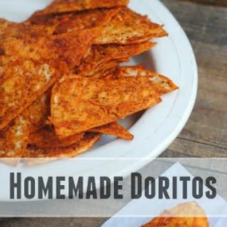Doritos Chips Recipes.