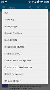 App Manager- screenshot thumbnail