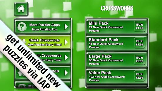 Crosswords Puzzler