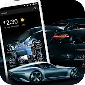 Super sports car theme HD