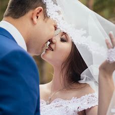 Wedding photographer Ekaterina Matyushko (Matyushonok). Photo of 01.07.2017