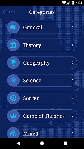 Quizio PRO: Quiz game screenshot 2