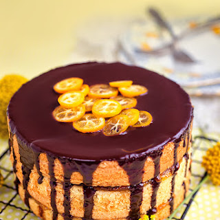Jaffa Cake – Chocolate and Orange Layer Cake.