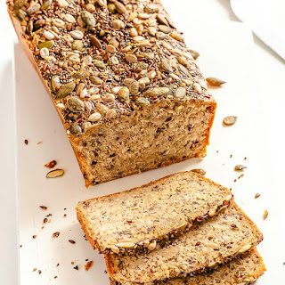 Seed and Nut Sandwich Bread.
