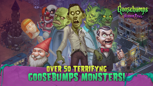 Goosebumps HorrorTown - The Scariest Monster City! 0.4.5 screenshots 11