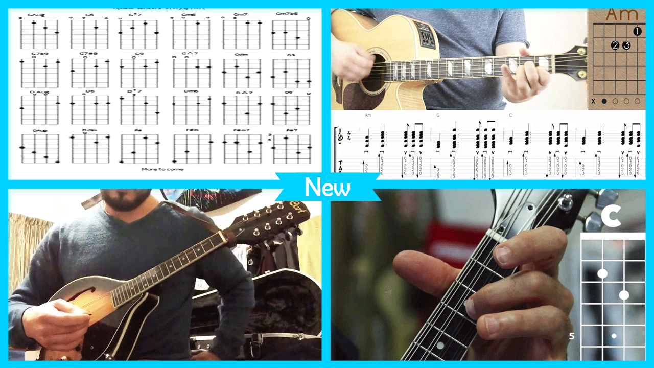 Easy mandolin chord and tutorial android apps on google play easy mandolin chord and tutorial screenshot hexwebz Choice Image