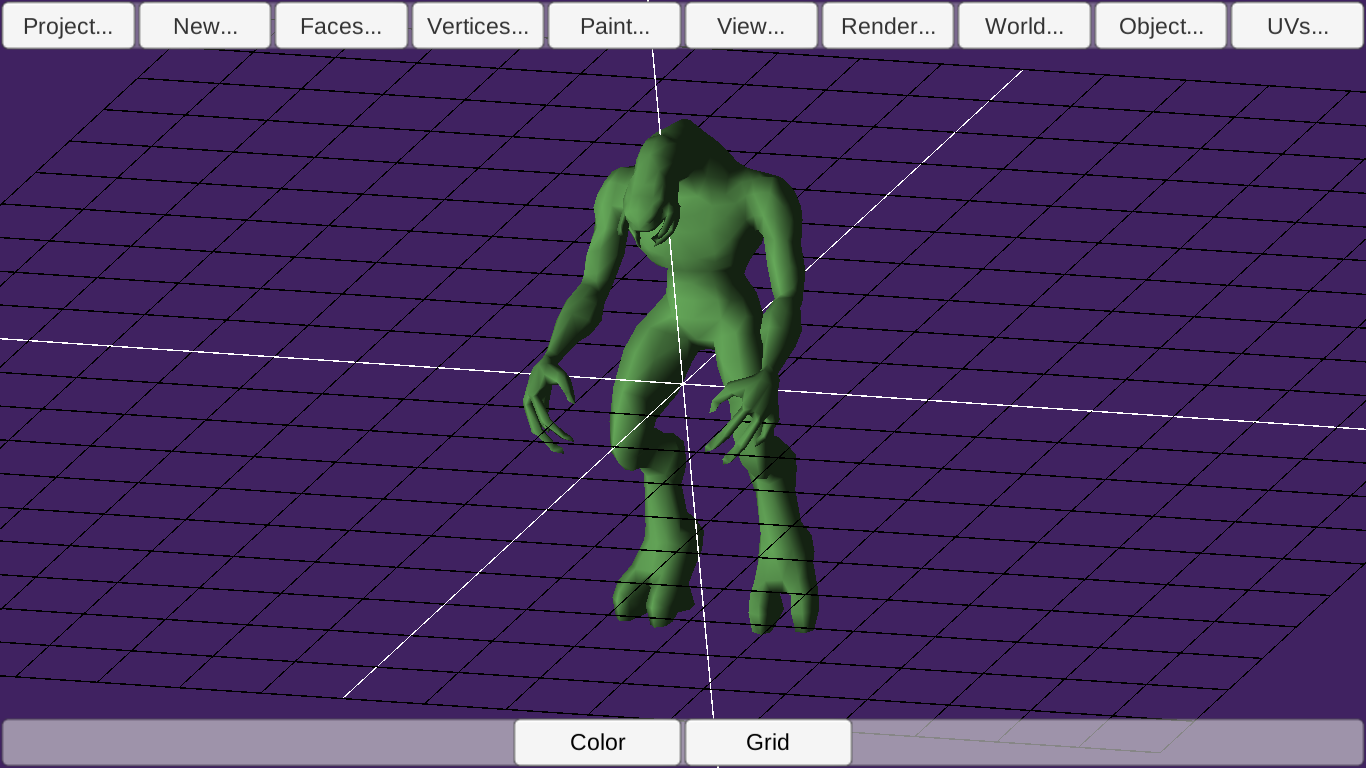 3D Model Maker- screenshot