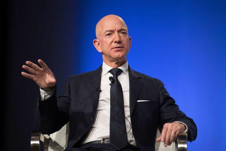 Jeff Bezos successful