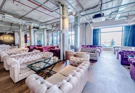 Банкетный зал 1st GALLERY lounge на ул. Меридианной для корпоратива