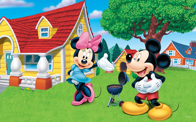 Mickey Mouse Clubhouse Tab