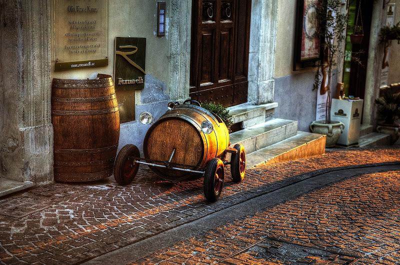 Vino su ruote.... di Massimiliano zompi