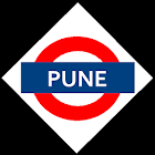 Pune Local Train Timetable icon