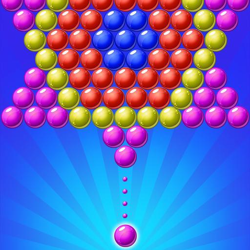 Bubble Shooter - Global Battle