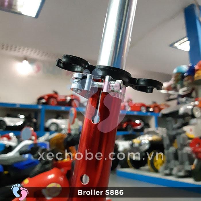 Xe trượt Scooter Broller S886 7