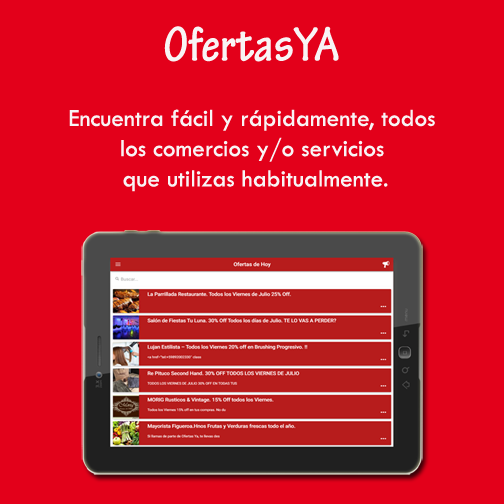 OfertasYa for PC