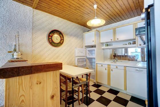 Vente appartement 2 pièces 50,59 m2