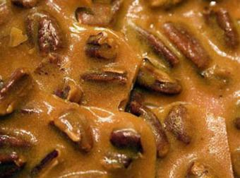 Microwave Pecan Brittle Recipe