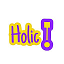 Holic! - Pedometer -Earn Money For Walking-Browser icon