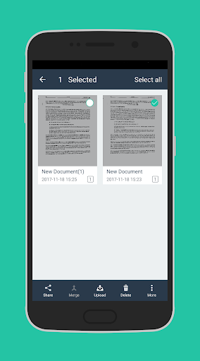 Simple Scan - PDF Scanner App 2.0 screenshots 4
