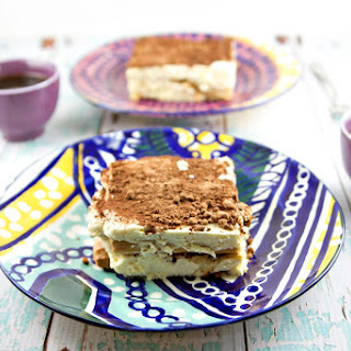 Easy Traditional Tiramisu