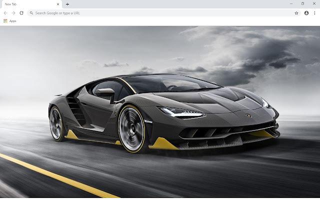 Lamborghini Centenario Wallpapers and New Tab
