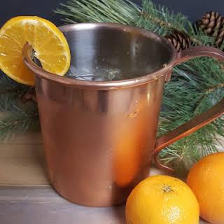 Mandarin Orange Mule.