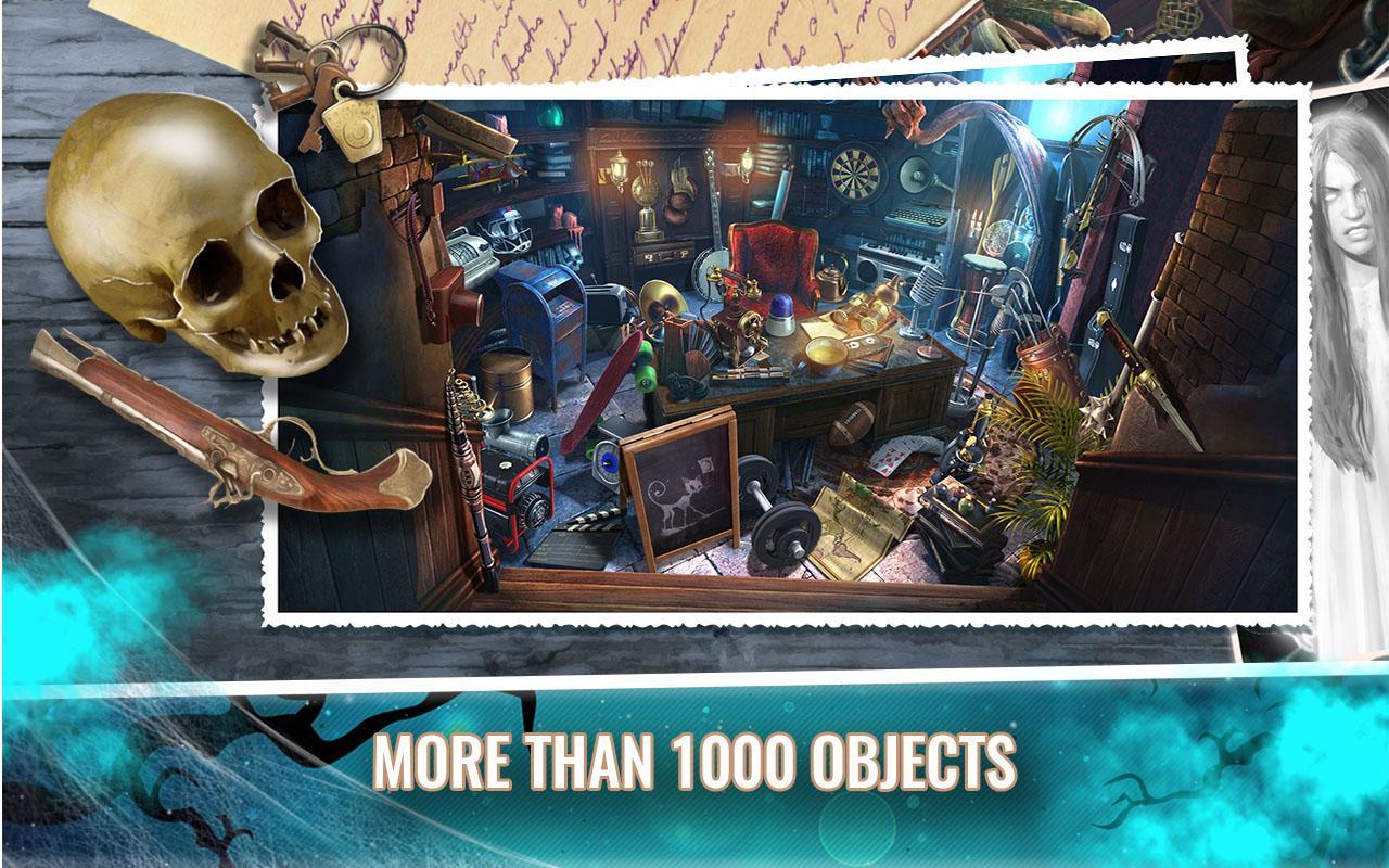Secret Rooms Hidden Objects Game