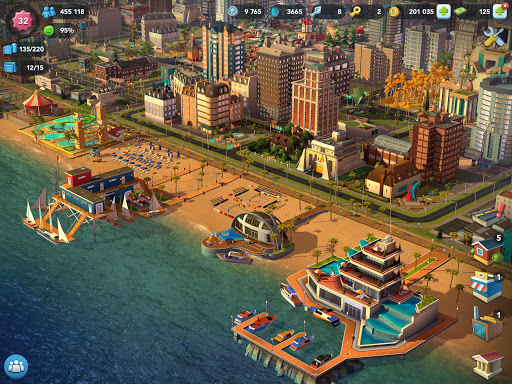 SimCity BuildIt 1.33.1.94307 screenshots 12