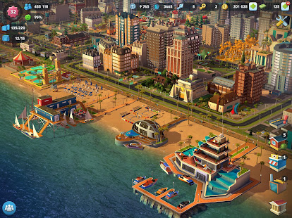 Game SimCity BuildIt APK for Windows Phone