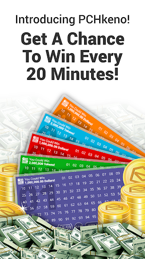 PCH Lotto Screenshot
