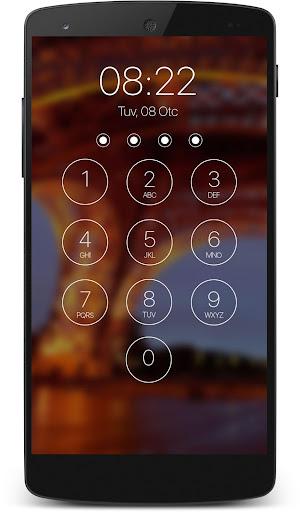 lock screen passcode 2.5.2 screenshots 7