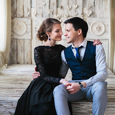 Wedding photographer Aleksandr Smirnov (Grimm). Photo of 14.04.2015
